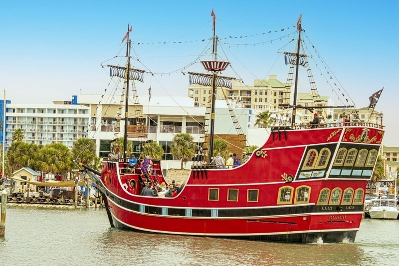 Pirate-themed cruise from Orlando