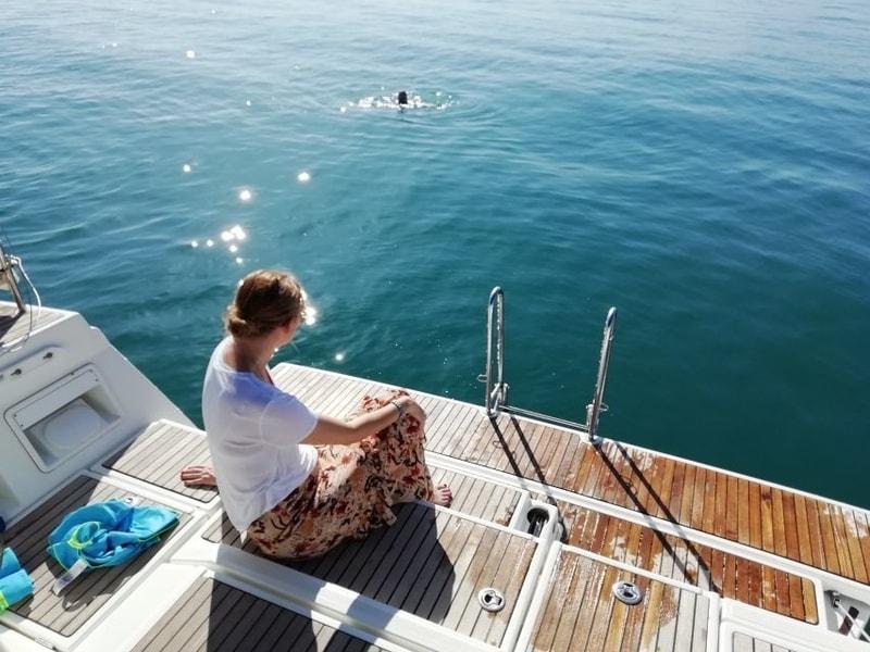 Luxury Catamaran Cruise