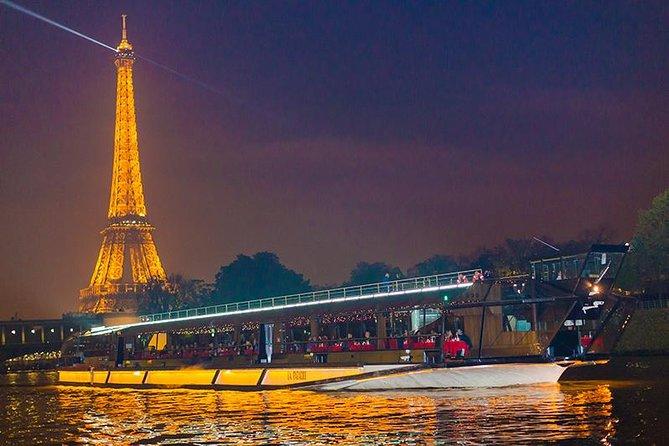 paris new years dinner cruise