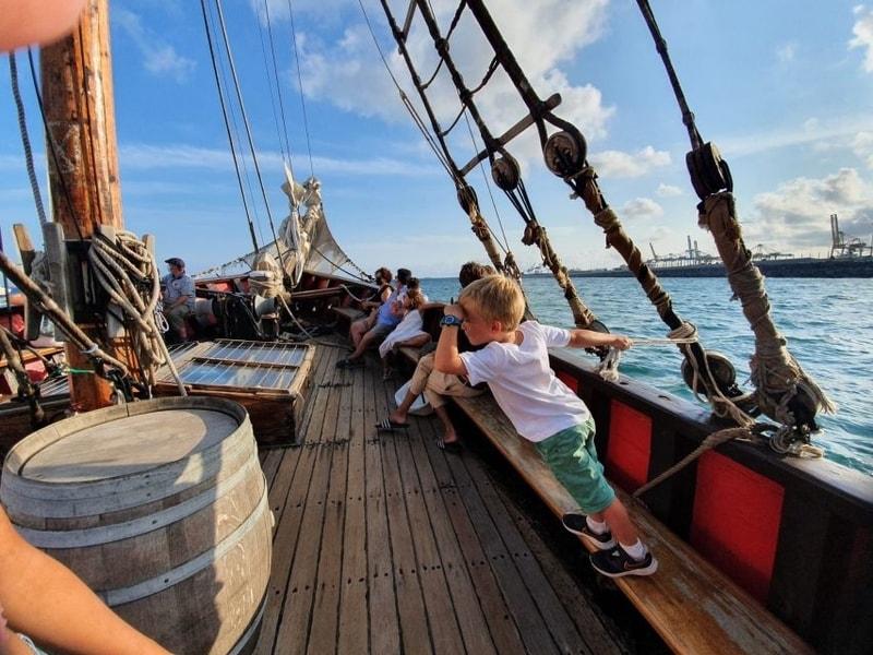 Pirate Boat Adventure