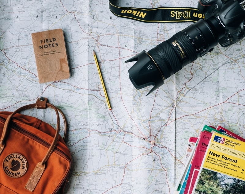 man-open-while-planning-trip