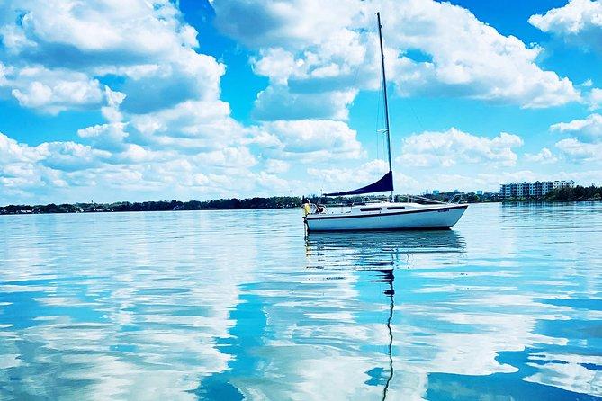 Sailing boat in Orlando