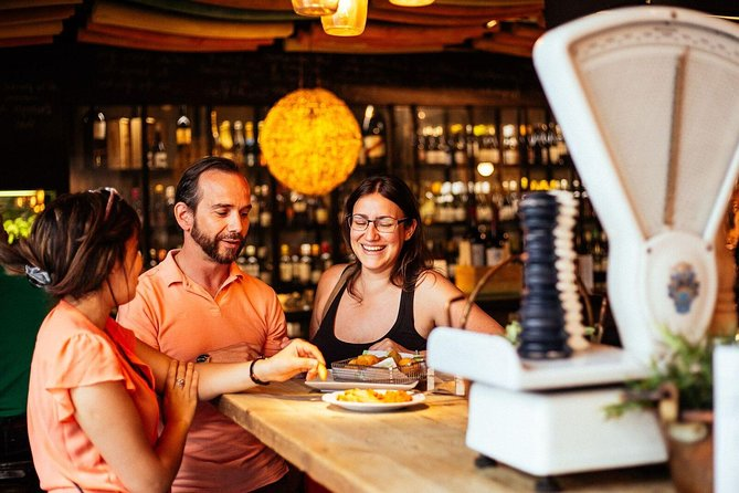 The 10 Tastings of Madrid With Locals: Private Food Tour