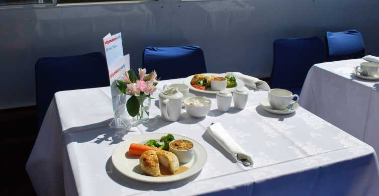 York: River Ouse Lunch Cruise