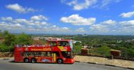 1 or 2 Day Johannesburg Hop-On, Hop-Off Tour