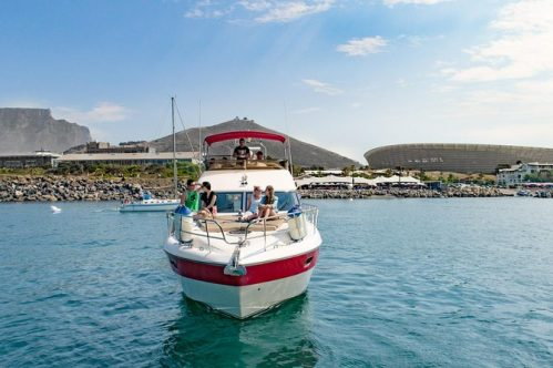 3-Hour Clifton Shore Private Luxury Yacht Cruise from Cape Town