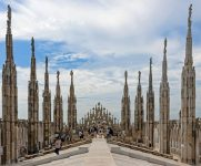 Duomo Milan Tickets (guided-tours, plus roof-top access) 2019