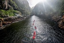 Tsitsikamma Kayaking and Lilo Adventure (Into Storms River Gorge)