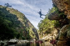 Tsitsikamma Kayaking (into Storms River Gorge)