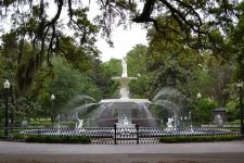 Midnight in the Garden of Good and Evil Tour (Savannah Walking Tour)
