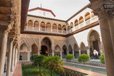 Real Alcazar of Seville Tour (VIP, Extended and General Tickets) 2019