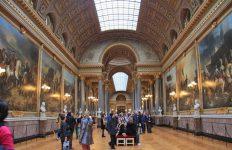Versailles grand hall