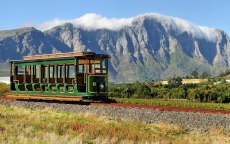 Wine Tram Stellenbosch – The Route, Farms and Vineyards