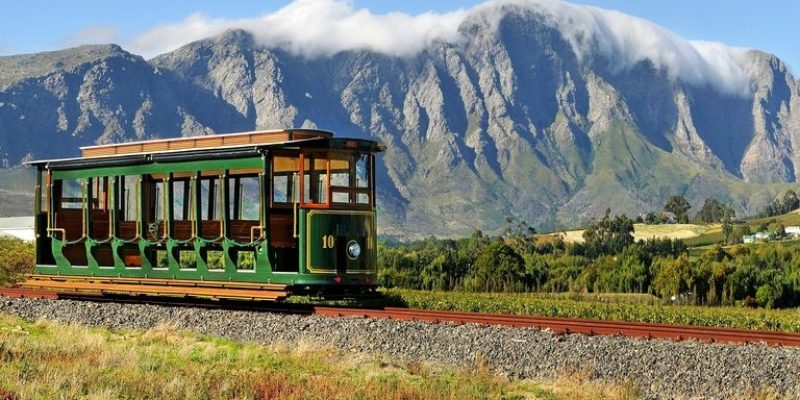 Stellenbosch Tram Wine (Prices, Tour, Route, Map & Lines) 2020