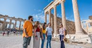Athens: Acropolis Guided Tour with Skip-the-Line Ticket