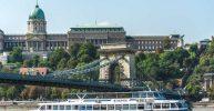 Budapest: Danube Sightseeing Cruise 24-Hour Ticket