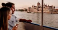 Budapest: Ultimate Evening Cruise with Drink Option