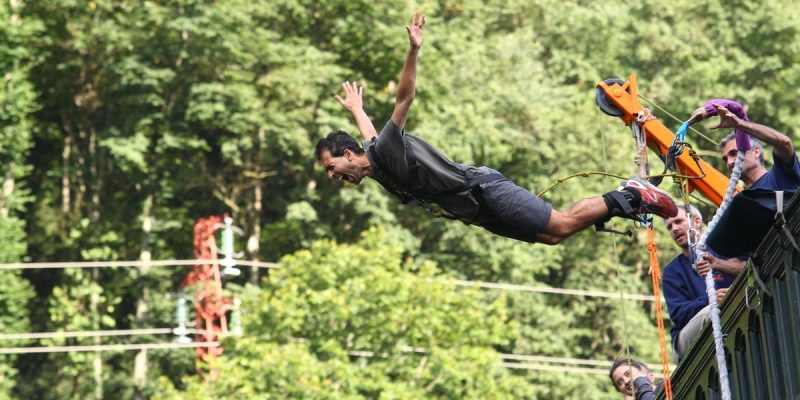 Bungee Jumping South Africa   Most Exhilarating Options