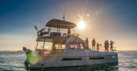 1.5-Hour Luxury Sunset Cruise with Wine