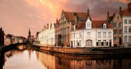 Day Trip to Bruges from Amsterdam in Spanish