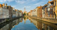 Day-Trip to Bruges from Amsterdam