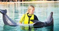 Dolphin Encounter & Atlantis Aquaventure Water Park Ticket Dubai