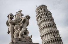 Leaning Tower exterior