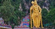 From Kuala Lumpur: Batu Caves Half-Day Tour