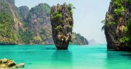 From Phuket: James Bond Island Excursion by Longtail Boat