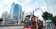 Hong Kong: Hop-On Hop-Off Bus, Classic, Premium or Deluxe