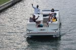 30min Luxury Boat Cruise Tour at Durban Point Waterfront Canals