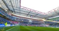 Milan San Siro Stadium Entry Ticket + Sightseeing Bus Transport