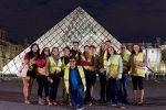 Paris Evening Bike Tour and 1-hour Seine River Cruise