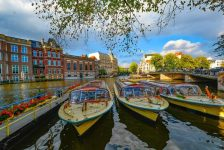 Private Boat Tour Amsterdam (Canals and Combo)
