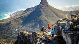 Rock Climbing Cape Town (Hikes, Abseiling, Cable Car Down) Compare Options