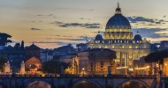 Rome: Vatican at Night Exclusive Small Group Tour
