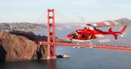 San Francisco Vista Helicopter Tour (15-20 minute tour)