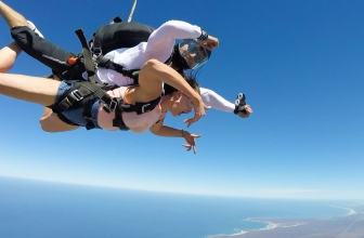 Skydiving Johannesburg (Prices, Specials, Offers) 2019