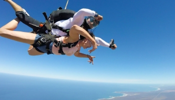 Skydiving Johannesburg (Prices, Specials, Offers) 2020