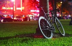 Bicycle in Miami